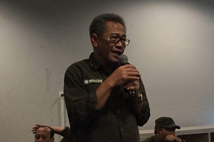 Direktur Utama Perum Bulog Djarot Kusumayakti