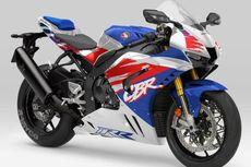 Honda CBR1000RR-R Fireblade SP 2022, Edisi Ulang Tahun Ke-30