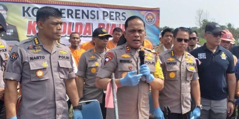 Praktik Perlindungan dan Penegakan Hukum di Indonesia Halaman all -  Kompas.com