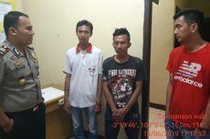 2 Orang Pelaku Pungli di Lokasi Jembatan Mesuji Dibekuk Polisi