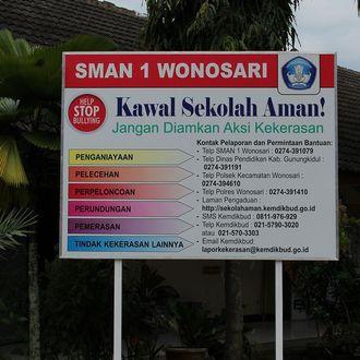 SMAN 1 WONOSARI