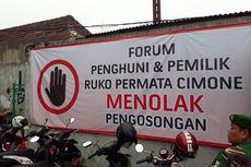 Berdiri di Lahan Pemerintah, 25 Ruko di Karawaci Akan Dikosongkan