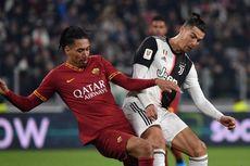 Juventus Vs Roma, Chris Smalling Ungkap Kekecewaan