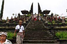 Tiba di Bali, Willem Akan Daki Gunung Agung dan Batur dalam Sehari