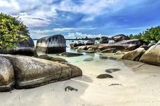 3 Alasan Pilih Wisata di Belitung, Tiket Pesawat Murah dan Lihat Bintang Laut