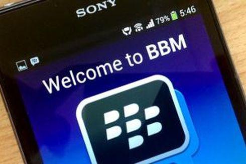 BlackBerry Perkenalkan BBM