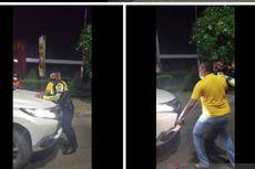 Pengakuan Pria dalam Video Viral Terobos Penyekatan: Saya Tarik Polisi ke Pinggir karena...
