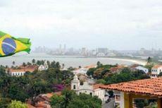 Tembok Penjara di Brasil Diledakkan, Puluhan Napi Kabur