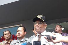 Mahfud Sebut Urusan Administratif Omnibus Law Keamanan Laut Selesai dalam Tiga Minggu