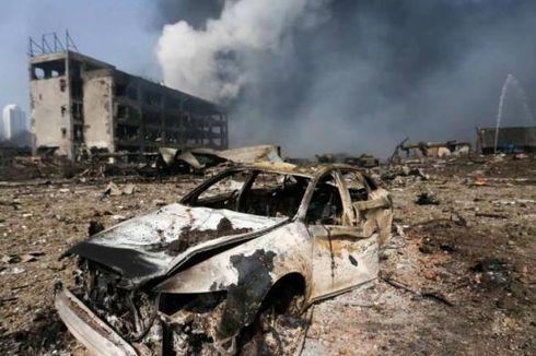 Korban Tewas akibat Ledakan Tianjin Tercatat Lebih dari 100 Orang