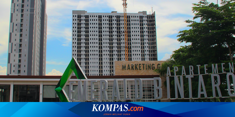 JRPT Jaya Real Property Serah Terima Tower B Emerald Bintaro