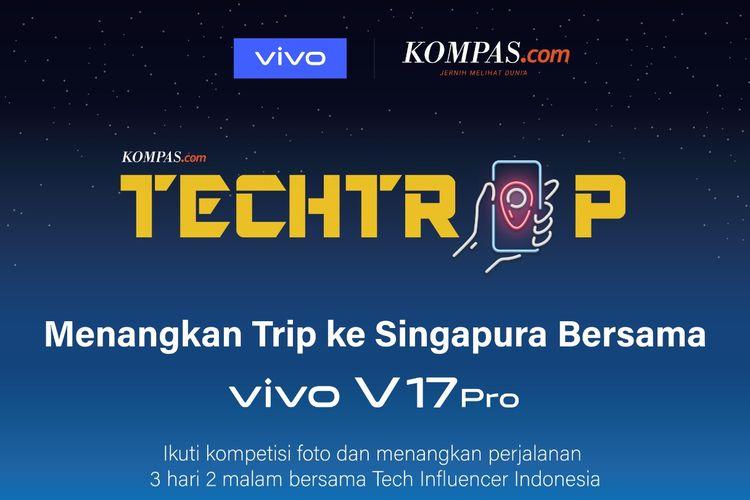 Kompas.com dan Vivo Indonesia menggelar kompetisi foto berhadiah liburan bernuansa teknologi ke Singapura.