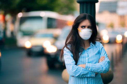 Perang Lawan Polusi Udara Belum Berakhir, Ini Kondisi Terkininya