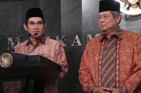 Presiden SBY Bahas Pemerintahan Transisi Usai Putusan MK