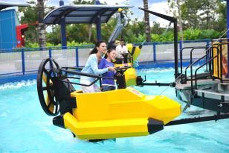 Aquazone Wave Racers di Legoland Malaysia