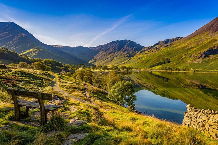 Danau District di Inggris