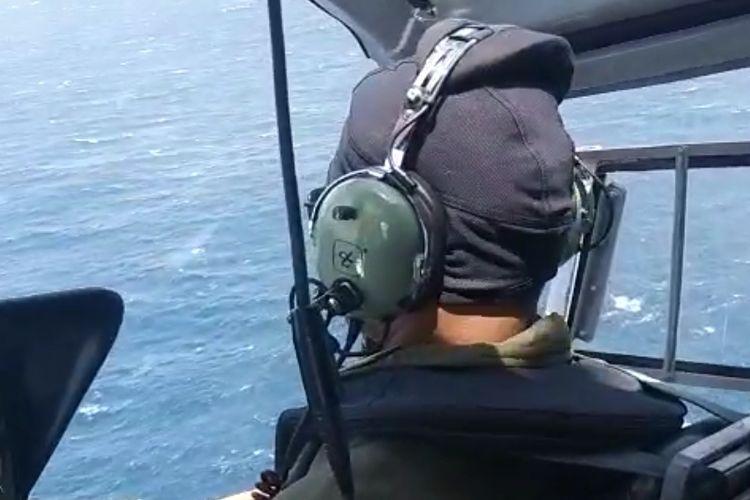 Tim SAR gunakan helikopter cari kapal ikan dengan 12 nelayan yang hilang