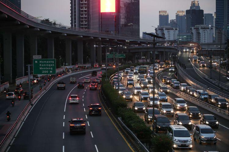 PSBB Transisi Jakarta Diperpanjang Hingga 22 November 2020