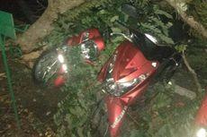 Hujan dan Angin Kencang di Pangkalpinang, 2 Warga Terluka, 9 Kendaraan Rusak