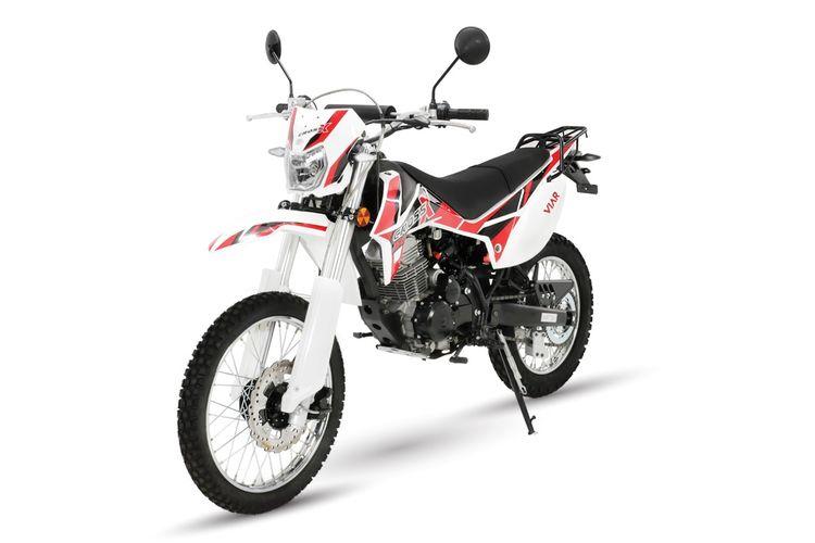 Modal Rp 13 Juta Dapat Motor Trail Viar Cross X 150