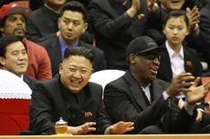 Dennis Rodman Berencana Kembali ke Korea Utara