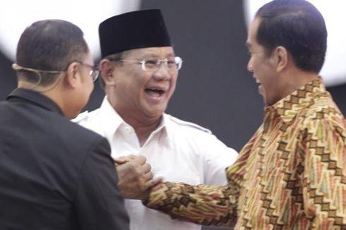 PSI: Niat Baik Jokowi Bertemu Prabowo Belum Ada Respons