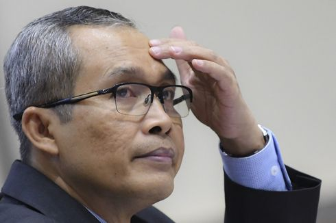 Alexander Marwata Akan Tertibkan Wadah Pegawai KPK
