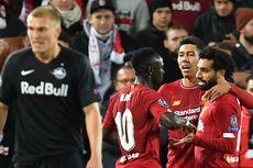 Liverpool Vs Salzburg, Salah Ungkap Kunci Kemenangan The Reds