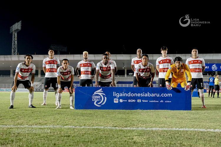 Tim Madura United Liga 1 2021/2022.