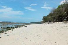 Pantai Doreng Sikka Belum Terjamah