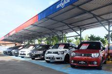 Diskon Pajak Mobil Baru Tak Usik Bisnis Mobkas Suzuki