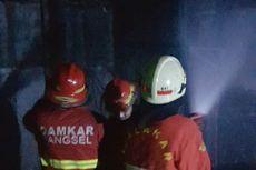 Satu Rumah di Villa Bintaro Regency Terbakar, Seorang Penghuni Terluka