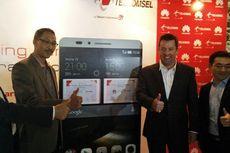 Huawei Titip Smartphone, Telkomsel Pinjam BTS