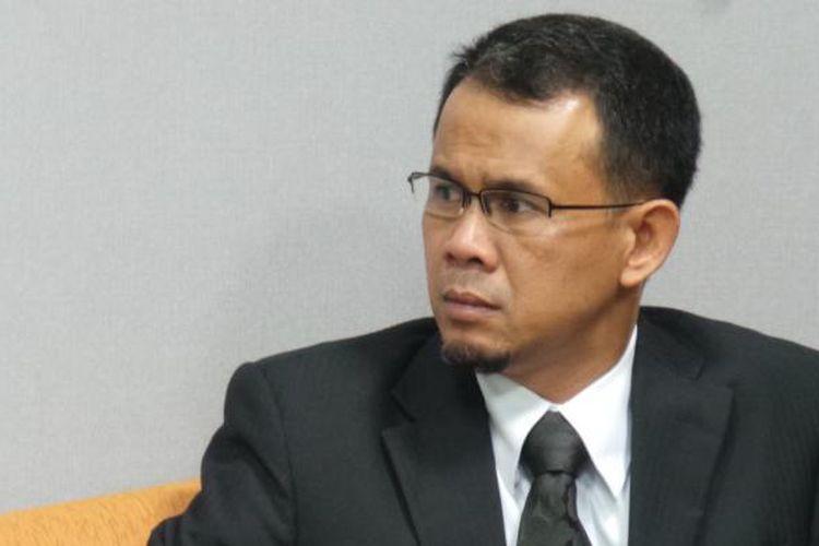 Ketua Komisi I DPR Mahfudz Siddiq