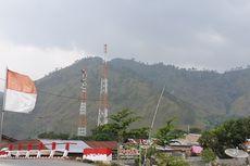 Kabut Asap Mulai Selimuti Kabupaten Karo