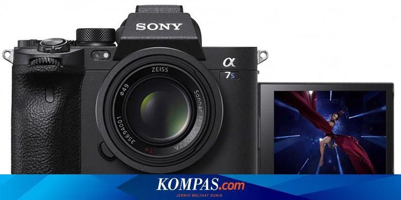 Masuk Indonesia, Kamera Sony A7S Mark III Dijual R