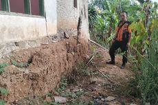 15 Rumah Rusak, Ratusan Warga Bantargadung Sukabumi