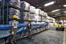 Karet Lempengan Bintan Laku Diekspor ke China, Korsel dan Mesir