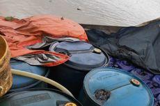 Lagi, Polisi Tangkap Kapal Pengangkut BBM Ilegal Sebanyak 3.000 Liter
