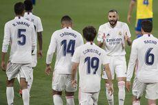 Skuad Real Madrid 2020-2021
