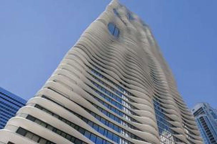 Radisson Blu Aqua Hotel, Chicago, AS.