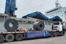 Kinerja Membaik, Krakatau Steel Targetkan Volume Ekspor Naik 15 Persen