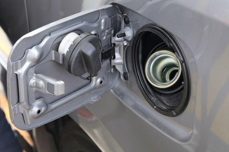 Kapasitas tangki BBM tiap mobil berbeda-beda