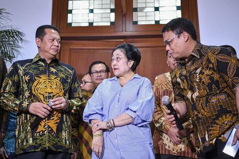 MPR Pastikan Mantan Presiden dan Ketum Parpol Hadir di Pelantikan Jokowi