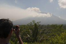 Aktivitas Vulkanik Meningkat, Status Gunung Agung Siaga