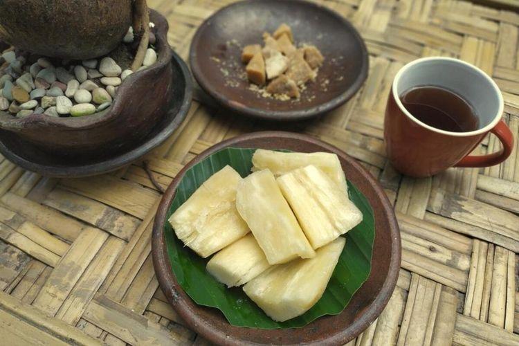 Bajingan singkong khas Dusun Sendaren, Desa Karangrejo, Kecamatan Borobudur, Kabupaten Magelang.