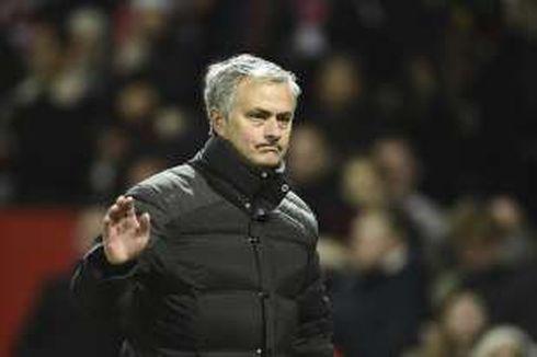 Mourinho Belum Puas dengan Performa Manchester United