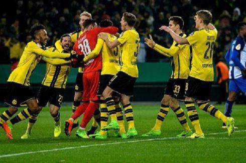 Dortmund Perlu Adu Penalti untuk Lolos, SchalkeTantang Bayern