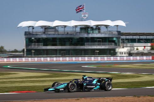 Sean Gelael Coba Kejar Poin dari Posisi 16 di F2 Silverstone