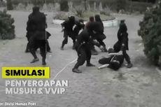 Pengakuan Ketua RW soal Latihan Teroris di Villa: Terus Terang Kaget
